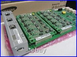 Samsung OfficeServ OS7100 UNI Expansion Card KPOS71BUNI WITH 2 4TRM 4 Port TRUNK