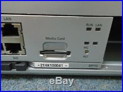 Samsung OfficeServ OS 7100 Main Cabinet With MP10 Proc & SD Card V4.22 Software