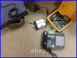 Small/Medium Business Phone System NEC SV8100 with 32 Hanset, 1 cordless and VM