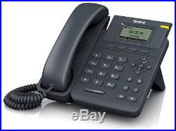 Small Office Phone System with 4 Yealink T19P Phones TELESPEX Business PBX VoIP