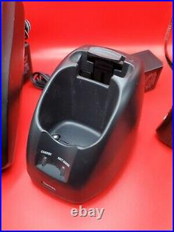 Toshiba DKT-2204-CT 900MHz Terminal With Digital Cordless Phone Charcoal