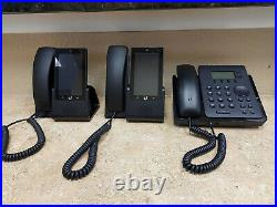 UniFi Talk Phone System Three Phones / Stations Included