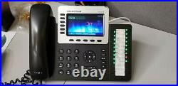VoIP Phone System. 27 Gulfstream Phones and Intel processor