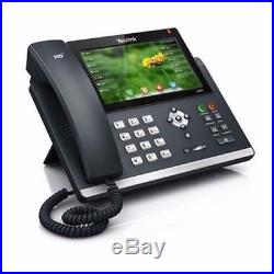 Yealink-T48G-Gigabit-SIP-VoIP-Phone-BRAND-NEW-IN-SEALED-FREE SHIPPING
